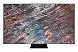 """Samsung QN75QN800A 75"""" QN800A Series UHD Neo QLED 8K Smart TV with an Additional 1 Year Coverage by Epic Protect (2021)"""