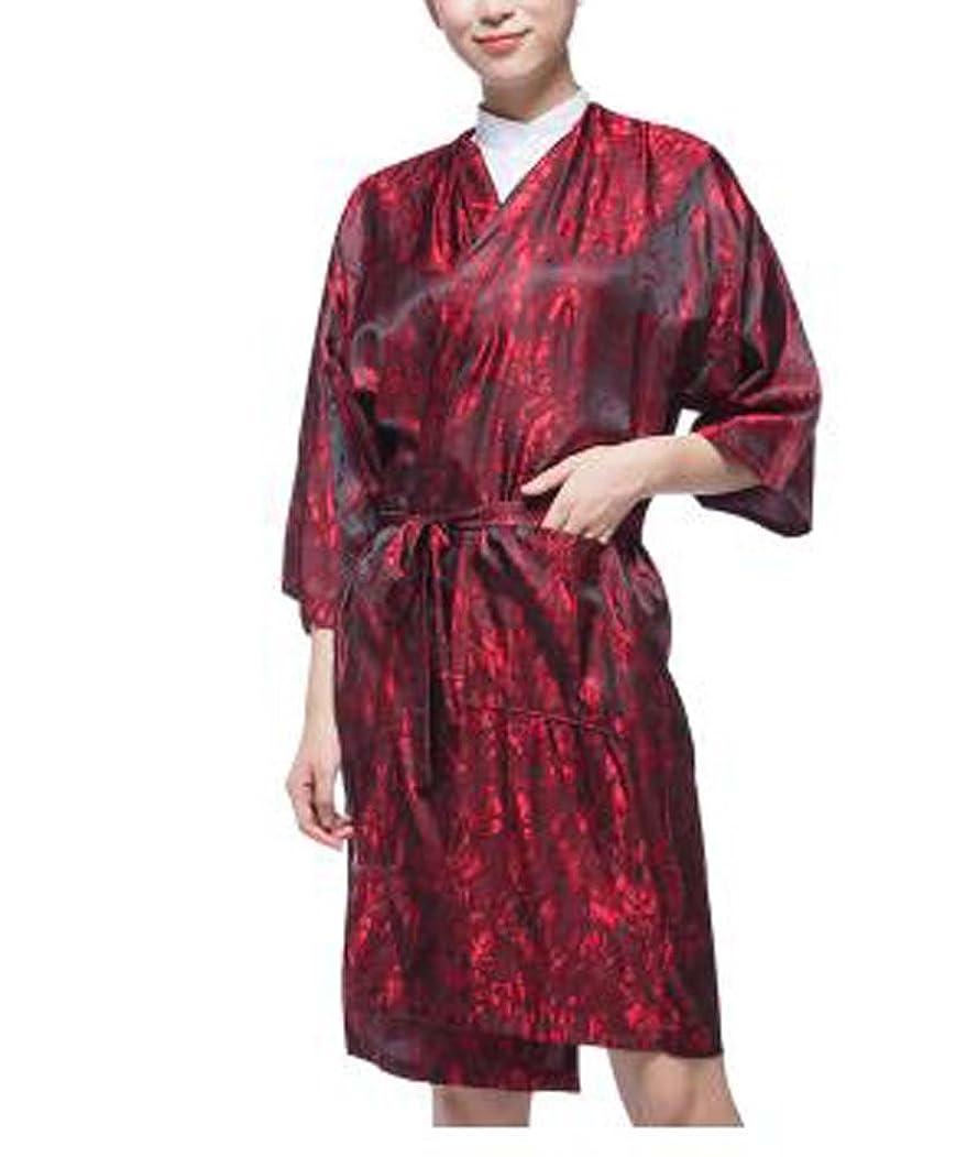 グリップ集団的コンソールサロンクライアントのドレスアップクライアント、赤