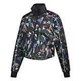 adidas Originals Women's Track Top Jacket, Multi, Medium