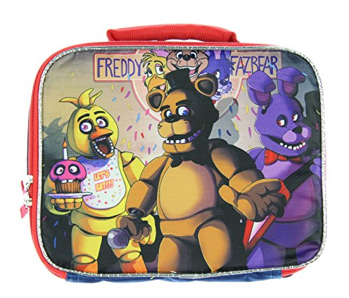 Five Nights At Freddys 7.5-inch Insulated Lunch Box