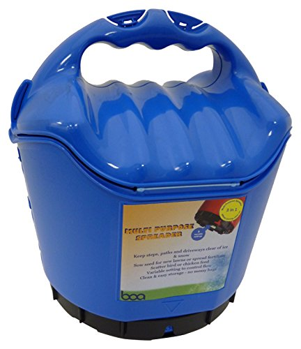 Buy Bargain Boa 112 Shaker Multi Purpose Salt Spreader, Blue