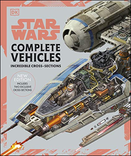 Star Wars Complete Vehicles New Edition (English Edition)