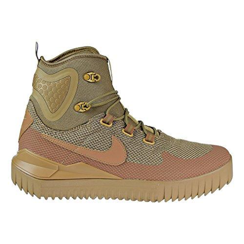 Nike Air Wild Mid Men's Shoes Golden Beige/Ale Brown 916819-200 (8 D(M) US)