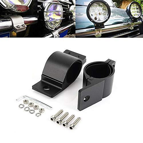 49-54mm Motorcycle Car SUV Fork Clamp Headlight Turn Signal Mount Holder Bracket