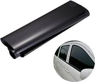color negro 25/% Pel/ícula adhesiva para tintar ventanas apto para lunas, ventanas, velux, 2x3= 6 m x 75 cm AERZETIX