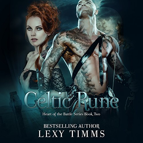 Celtic Rune audiobook cover art