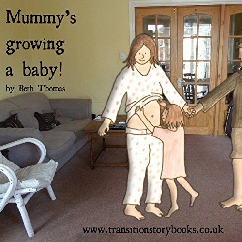 Mummy's Growing a Baby! audiobook cover art