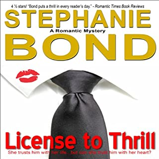 License to Thrill  cover art