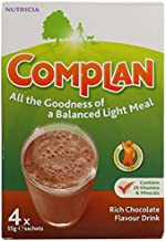 Complan Delicious Flavour Drink Chocolate 4X55G Estimated Price : £ 5,81