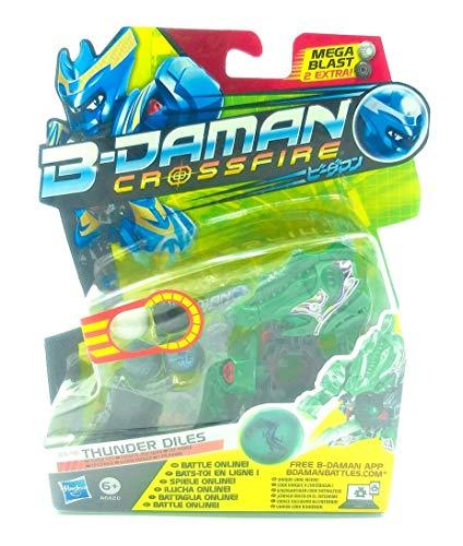 B-Daman Crossfire, Thunder Diles