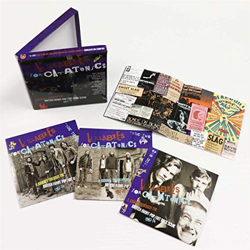 Lullabies For Catatonics: Journey Through The British Avant-Pop/Art-Rock Scene 1967-1974 / Various
