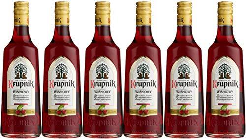 Sobieski Krupnik Wodka Kirsche Likör (1 x 0.5 l)