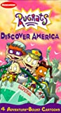 The Rugrats Discover America [VHS]