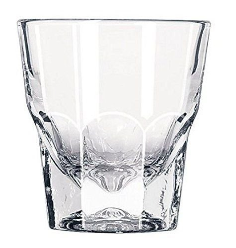 Libbey Duratuff Cortado / Gibraltar Rocks Glass 4.5 OZ