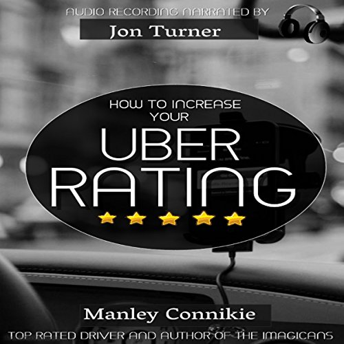 『How to Increase Your Uber Rating』のカバーアート