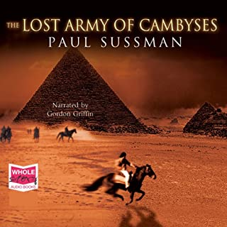 The Lost Army of Cambyses cover art