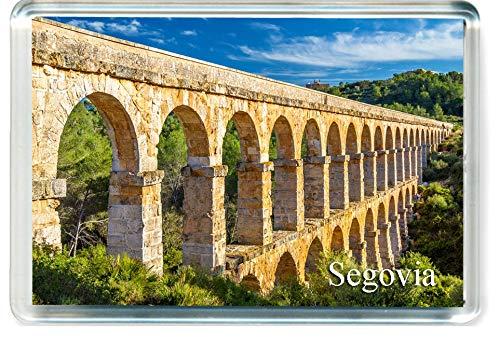 H331 Segovia Imán para Nevera Spain Travel Fridge Magnet