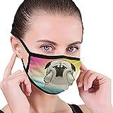 CZLXD - Máscara Antipolvo para Perro y Mujer