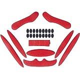 1 juego de almohadillas de espuma para casco Magic Stick forro anticolisión protección de esponja con viscosa cascos universales almohadillas de repuesto para bicicleta motocicleta eléctrica