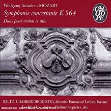 Mozart: Symphonie Concertante K.364 and Duos for Violin and Viola
