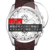 3枚 VacFun ガラスフィルム , カシオ CASIO Baby-G MSG-W300G-1AJF / MSG-W300-2AJF レディース 向けの 強化ガラス フィルム 保護フィルム 保護ガラス ガラス スマートウォッチ と互換性のある 液晶保護フィルム 腕時計