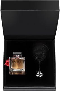 Lalique Lalique Le Parfum Christmas Necklace EDP for Women Gift Set, 3.4 Fl Oz