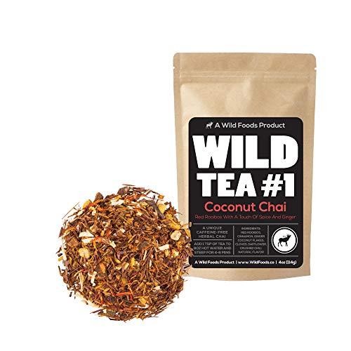 Coconut Chai Rooibos Tea Blend