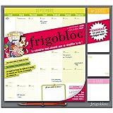 Frigobloc 2021 Mensuel - Calendrier d'organisation familiale par mois (de sept 2020 à décembre 2021)