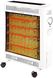 Supra Infra 2401 - Radiador de infrarrojos, 2400 W, color blanco