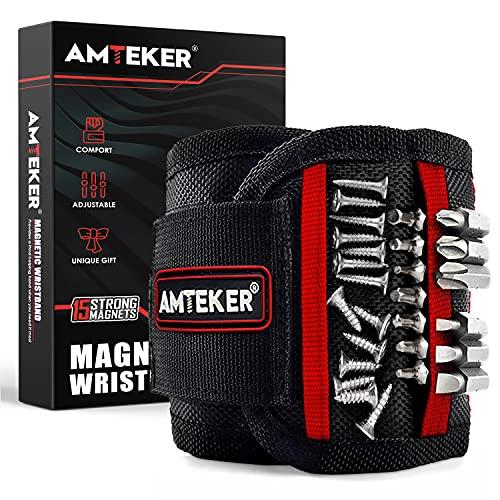 Geschenke für Männer Magnetisches Armband, Adventskalender Männer Füllung 2021,...
