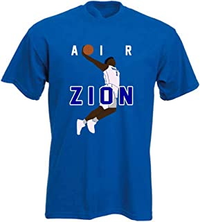 Blue Zion Duke Blue Devils Air Pic T-Shirt