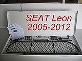 Corte Red rejilla separadora. Perros Red Perros rejilla para Seat Leon Bj 2005–2012