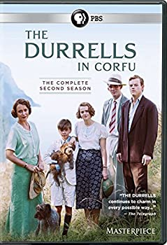 DVD Masterpiece: The Durrells in Corfu Season 2 Book