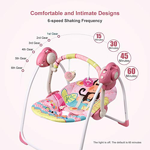 5177dr9ra5L Best Soothing Baby Swing for Baby That Likes to Be Held 2021