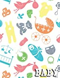 Baby: Babysitter Checklist Log Book Newborn Child Journal -