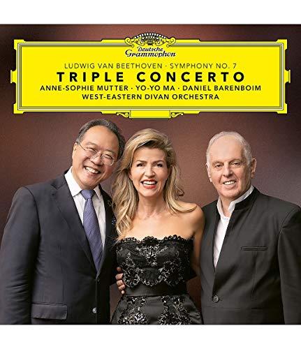 Beethoven: Tripelkonzert & Sinfonie 7 [Blu-ray]