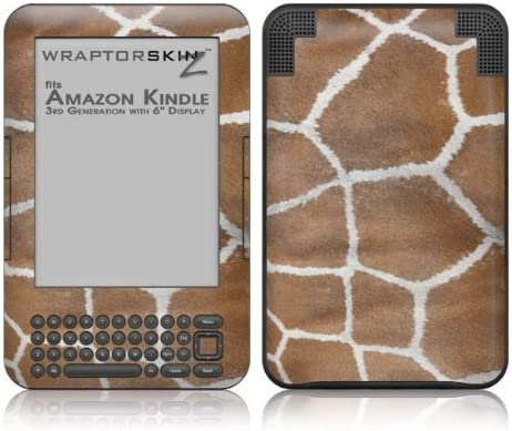 Giraffe 02 - Decal Style Skin Amazon fits wit Keyboard Kindle Max 45% OFF 3 wholesale