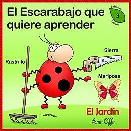 Diccionario Para Niños: el Jardín (Español para los Niños nº 3 ...