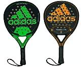 Adidas Paddle Tennis Racket 1 Training CTRL and 1 Precision PRO...