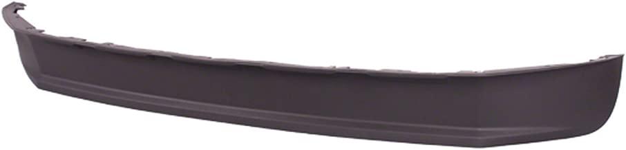Gray Front Bumper Valance for Ford F-250 SD, F-350, F-350 SD, F-450, F-450 SD