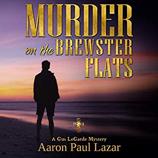 Murder on the Brewster Flats: a Gus LeGarde Mystery audiobook cover art