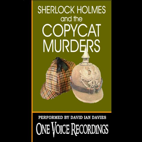 Sherlock Holmes and the Copycat Murders  cover art