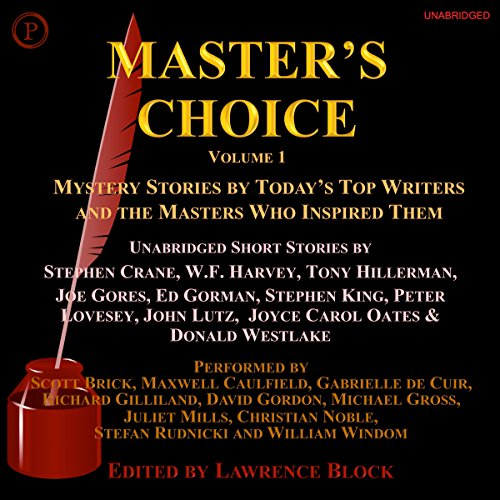 Master's Choice Volume 1 audiobook cover art