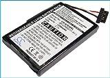 Batería por NAVMAN S50, 3.7V, 1250mAh, Li-ion
