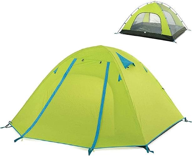 Anchor Tente de Camping 3 Saisons 3 Saisons Double Porte légère imperméable Double Couche pour Camping randonnée