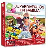 NJOY Experiences - Caja Regalo - SÚPERDIVERSIÓN EN Familia - Más de 1090...