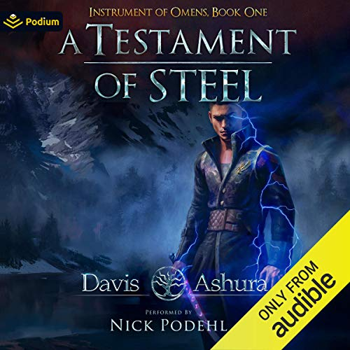A Testament of Steel  By  cover art