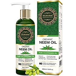 no poo itchy scalp ~ Neem Oil
