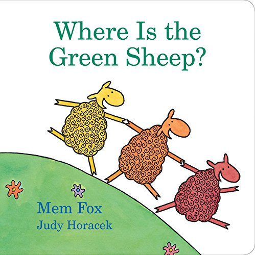Where Is the Green Sheep?の詳細を見る