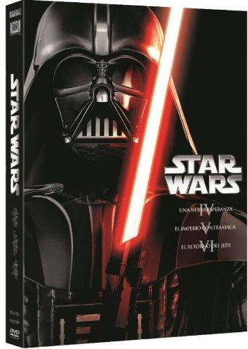 Star Wars Trilogia Ep Iv-Vi [DVD]